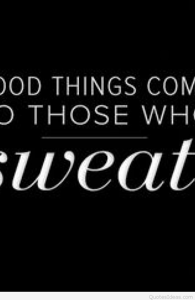 Gym Quotes Wallpaper