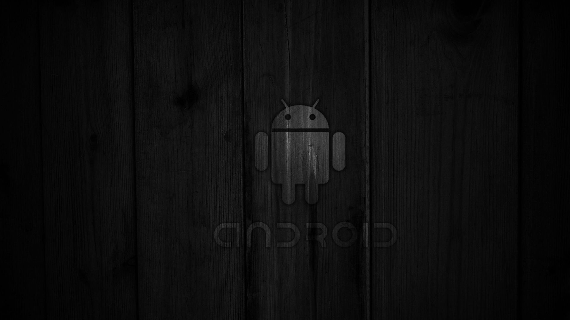 HD Black Wallpaper For Android