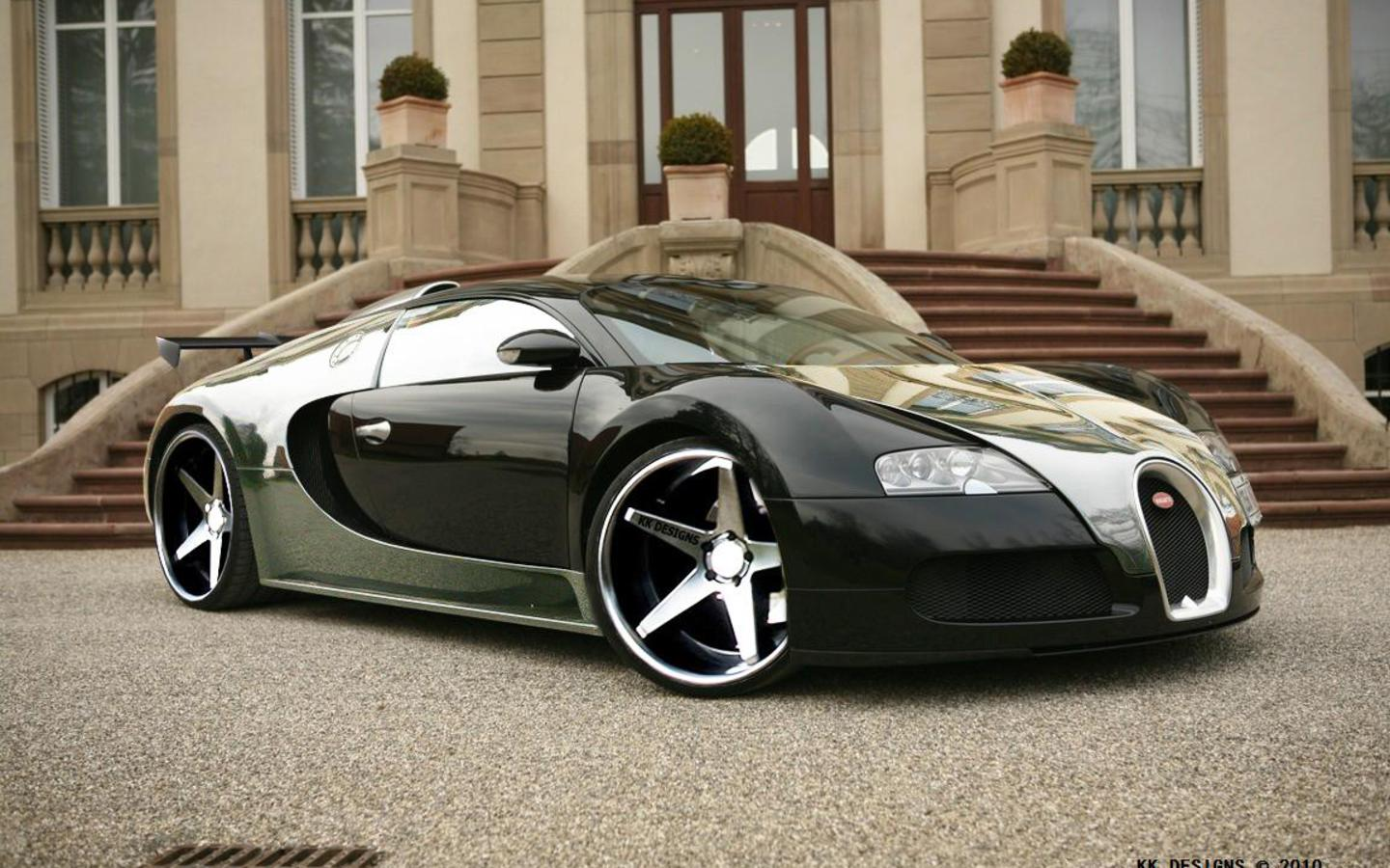 HD Bugatti Car Wallpapers