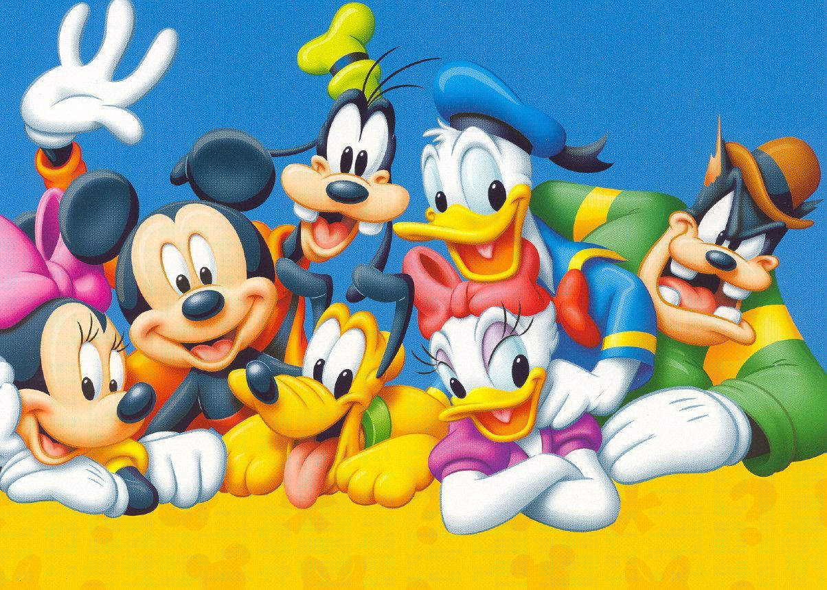 HD Disney Cartoon Wallpapers