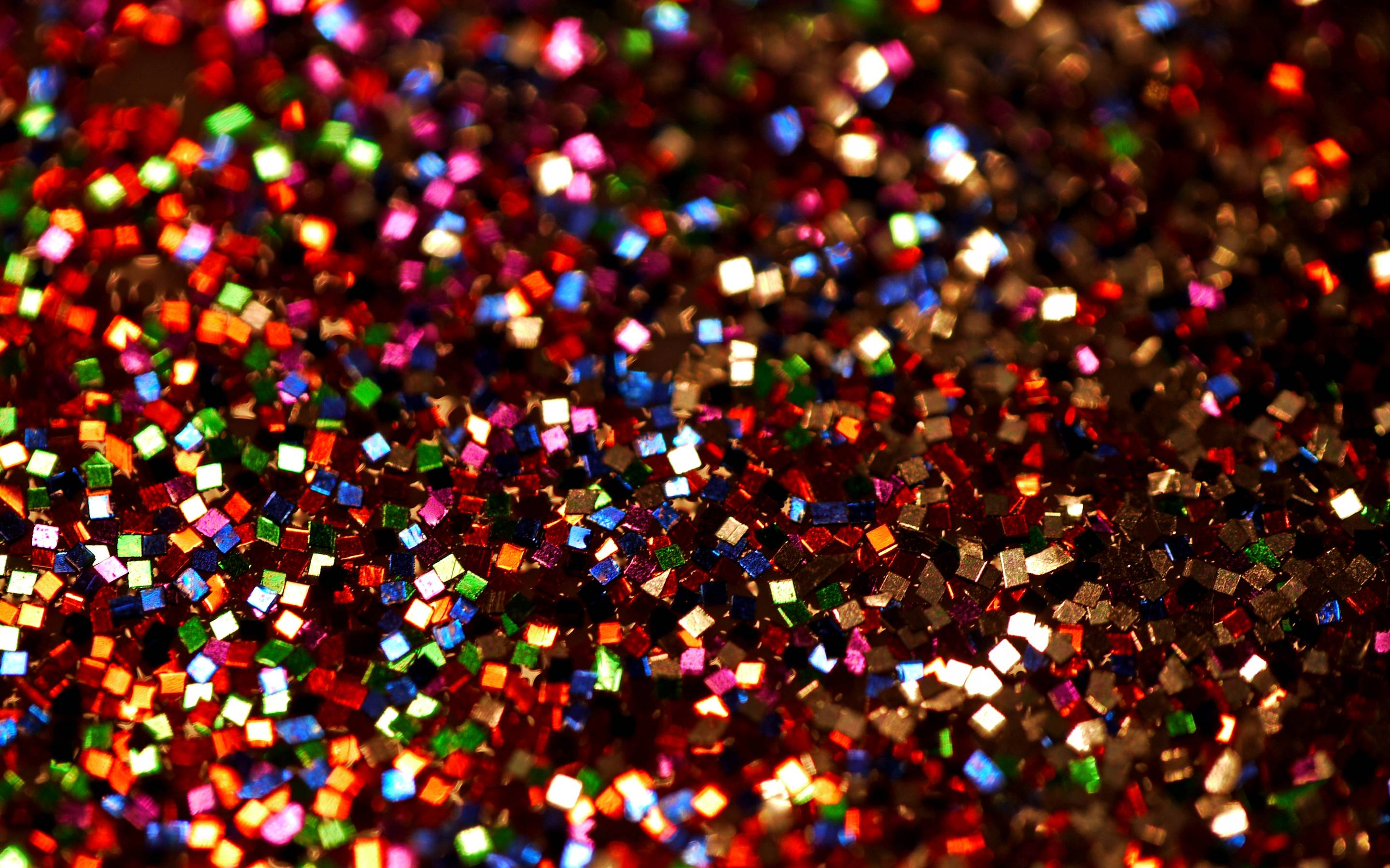 HD Glitter Wallpaper