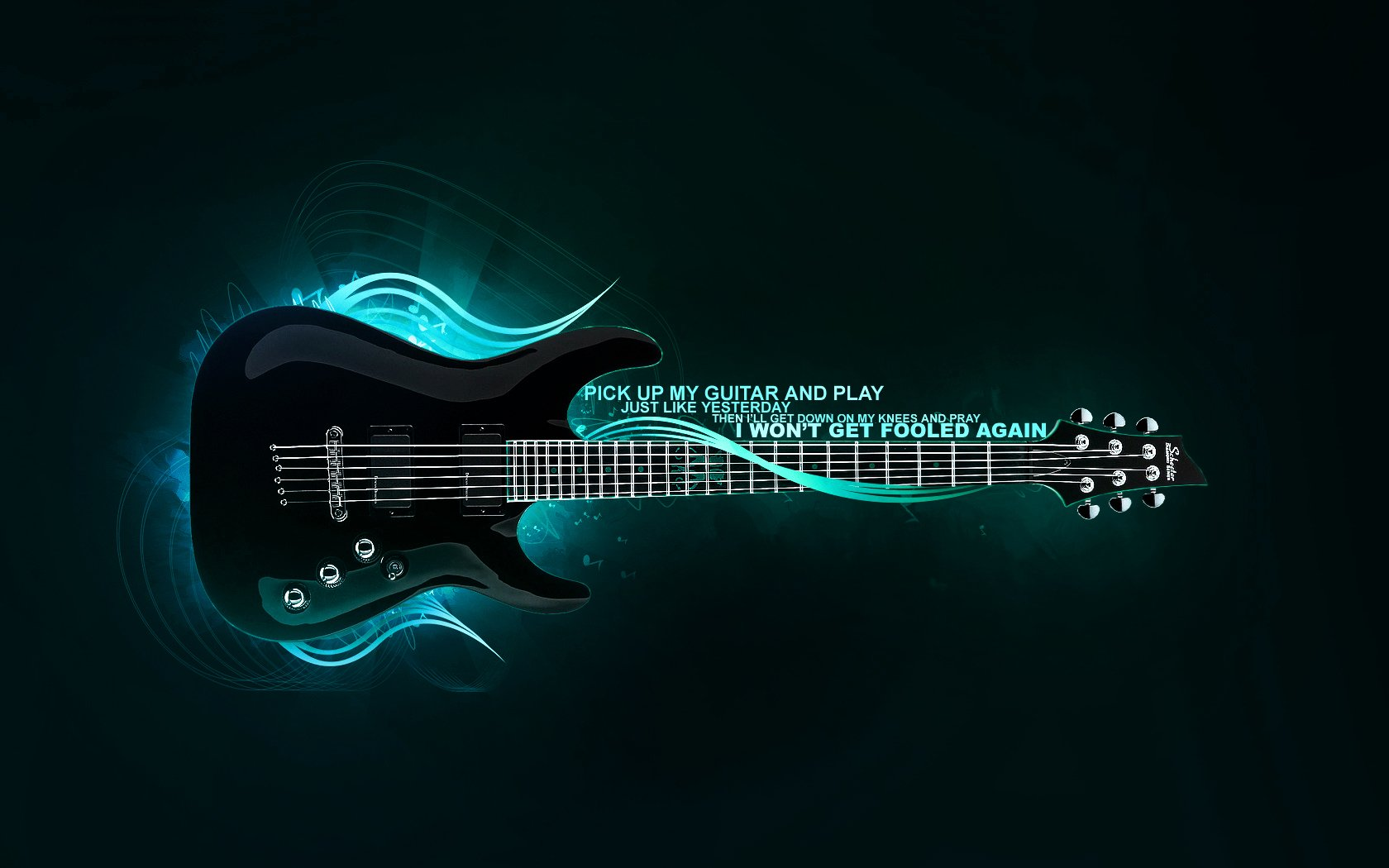 HD Guitar Wallpapers