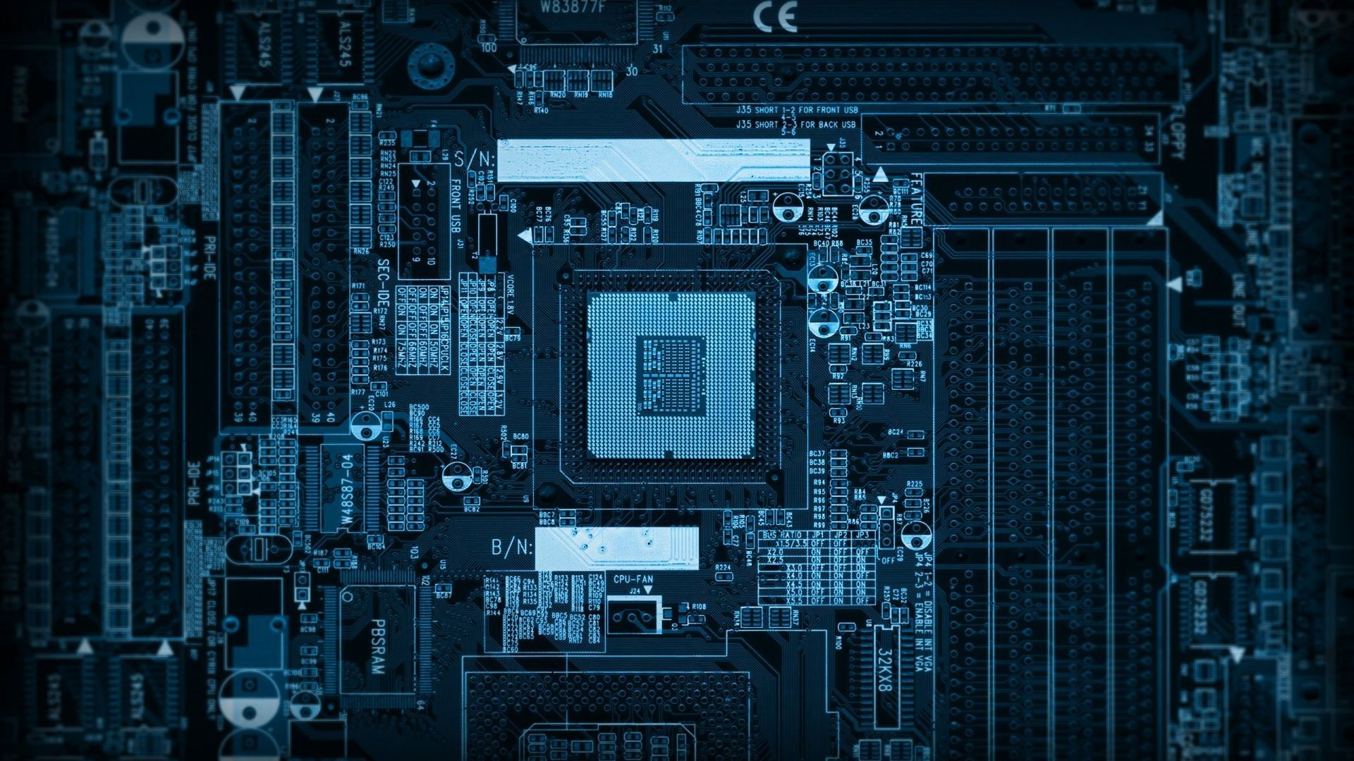 HD High Tech Wallpaper