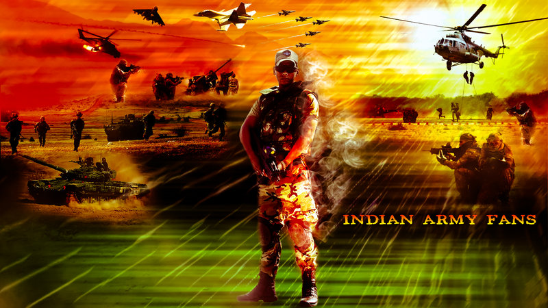 HD Indian Army Wallpapers