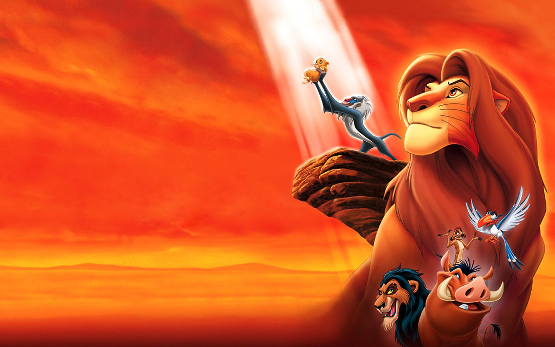 HD Lion King Wallpaper