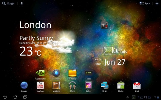 HD Live Wallpaper For Android Tablet