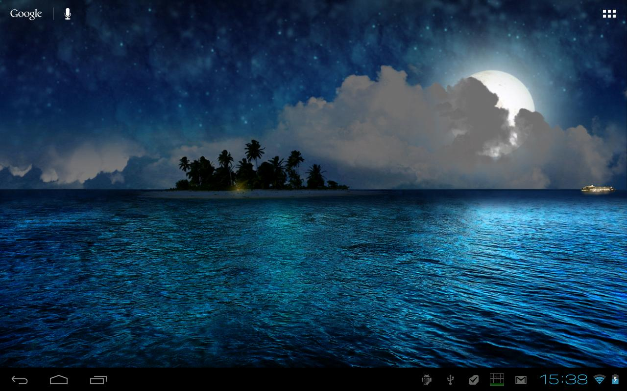 HD Live Wallpaper For Tablet