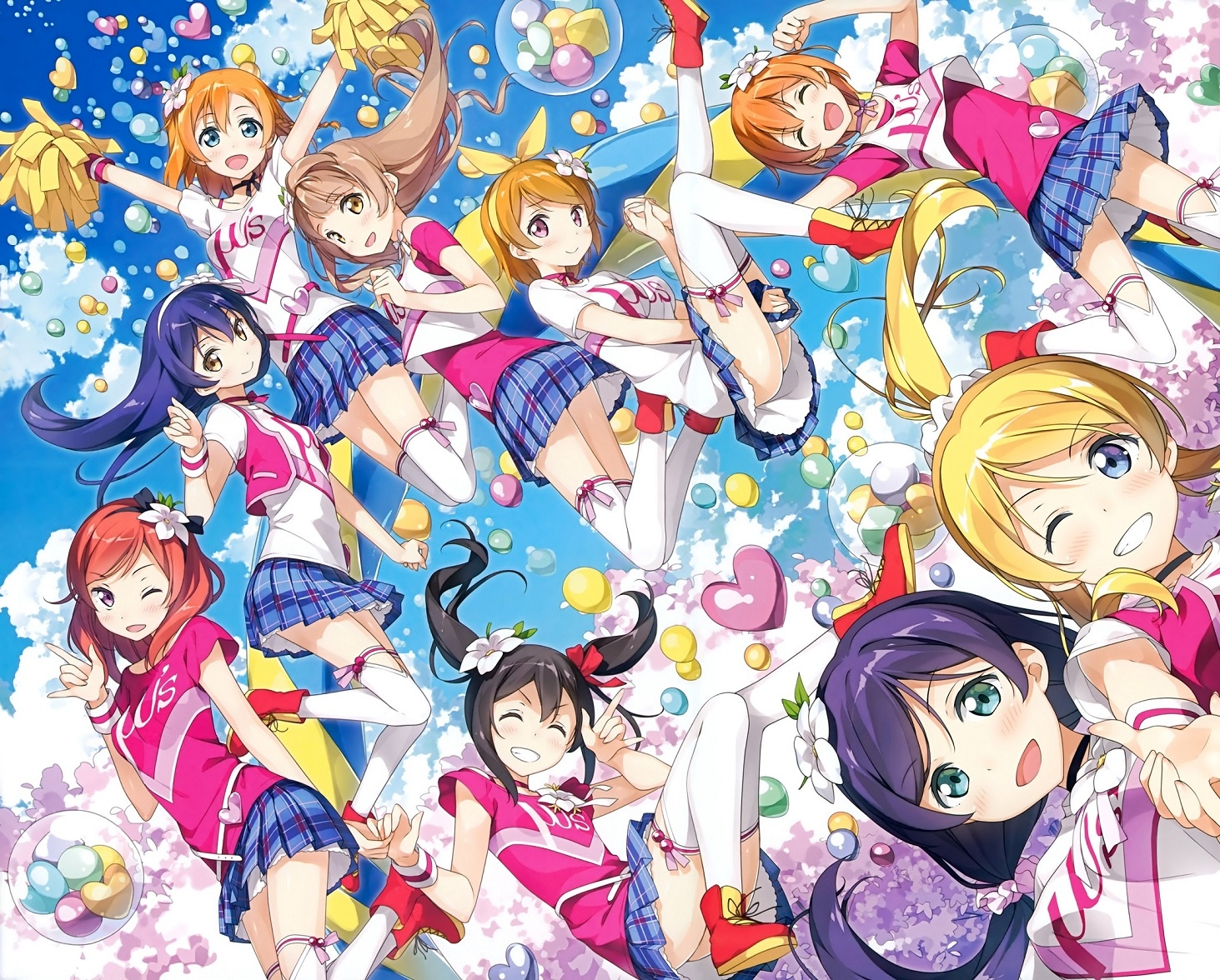 Download HD Love Live Wallpaper Gallery