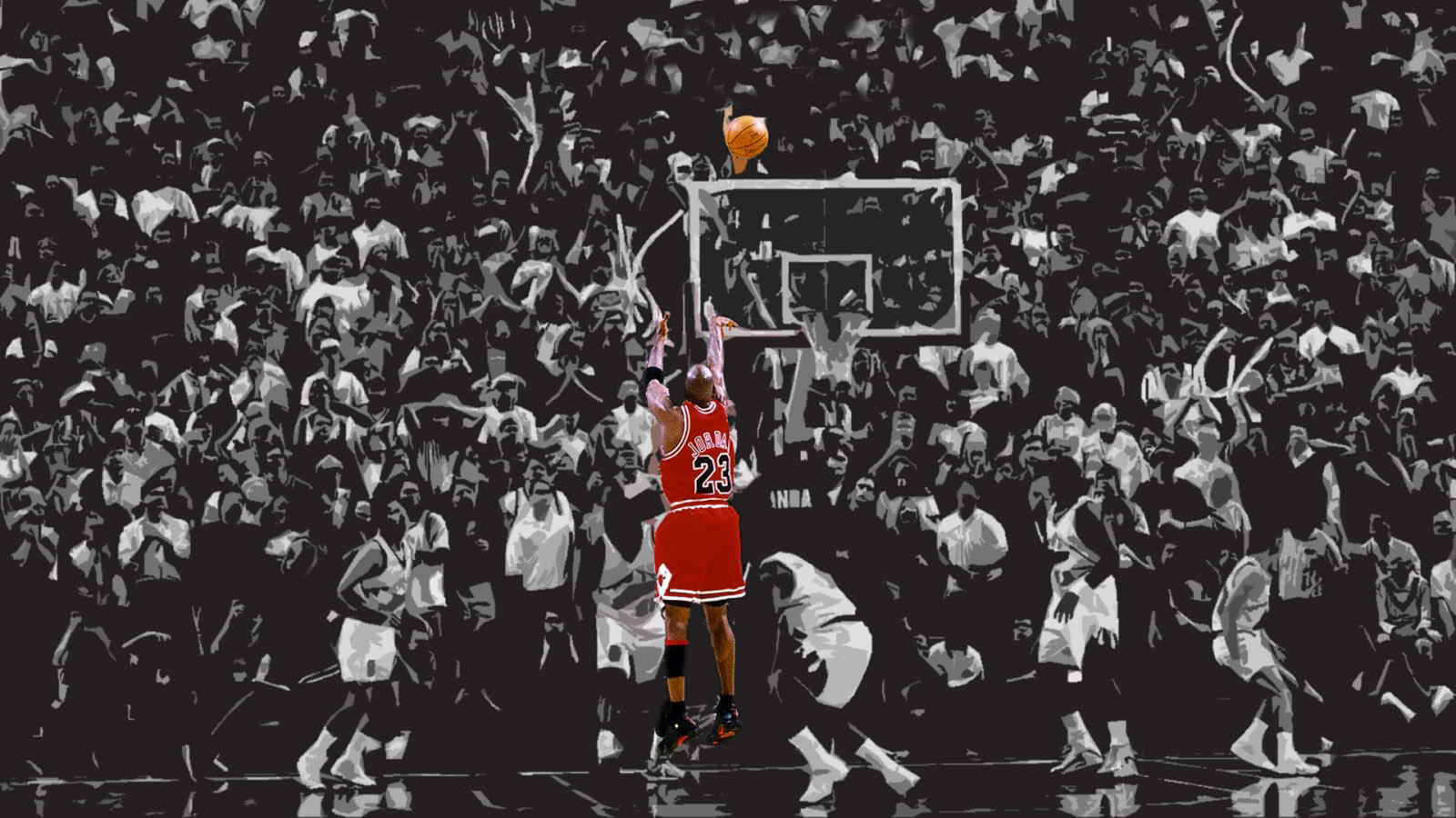 HD Michael Jordan Wallpaper