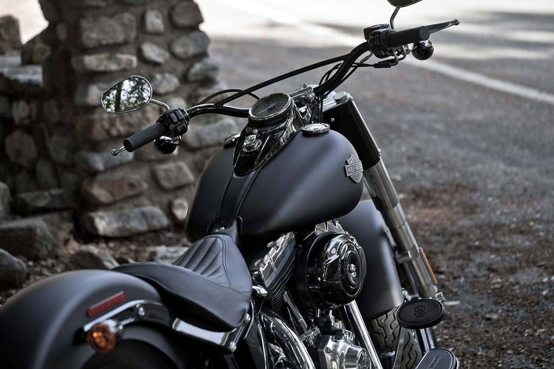 HD Motorcycle Wallpaper