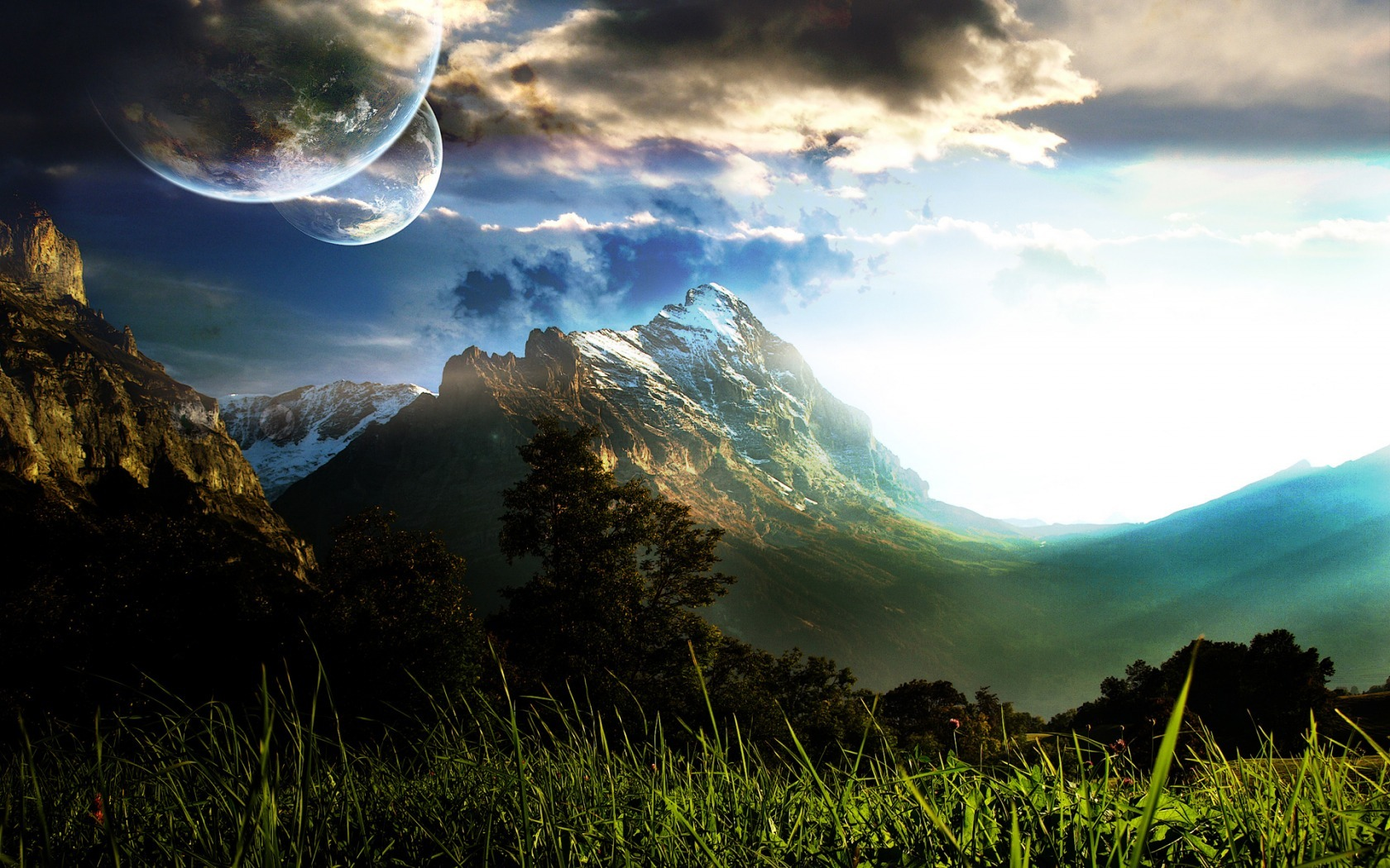 HD Nature Wallpapers Widescreen