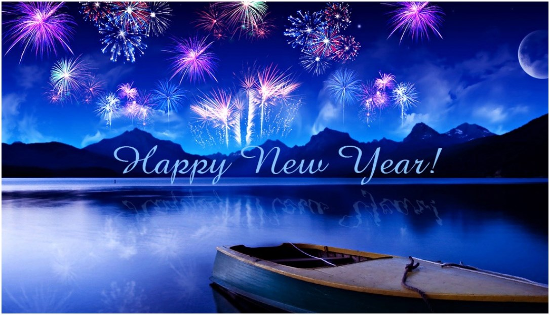 HD New Year Wallpapers Free Download