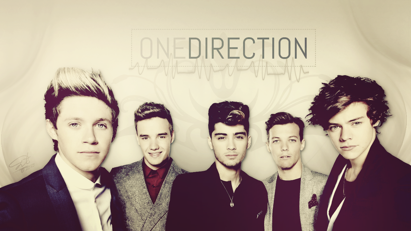 HD One Direction Wallpapers