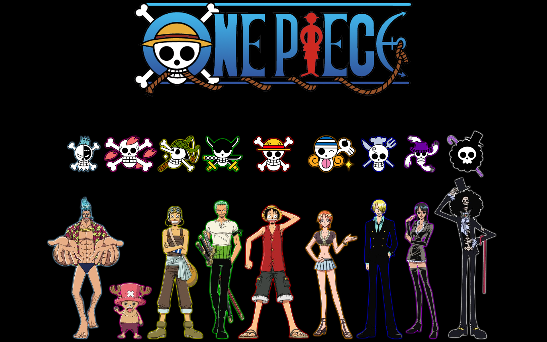HD One Piece Wallpaper