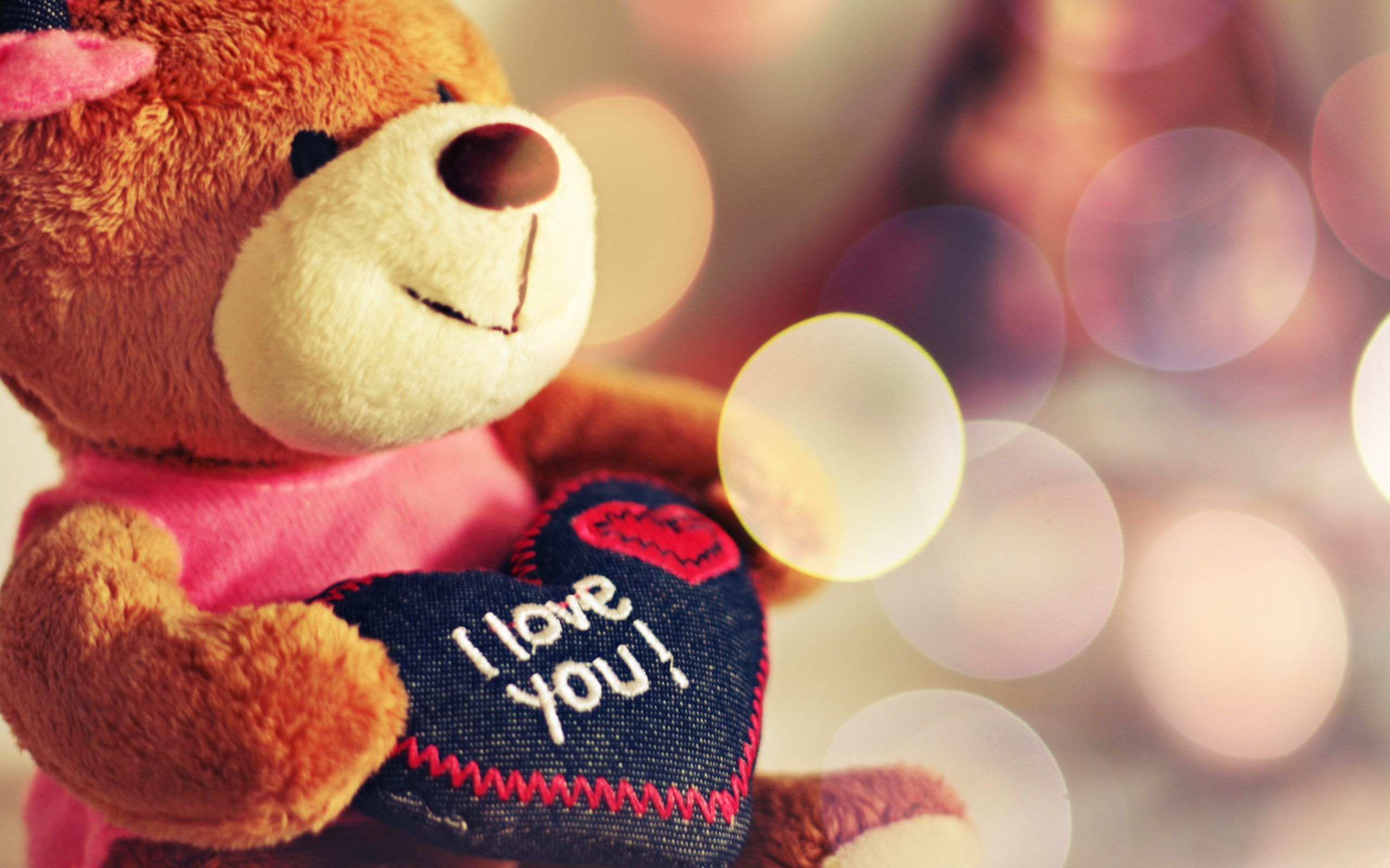 HD Teddy Bear Wallpaper Download