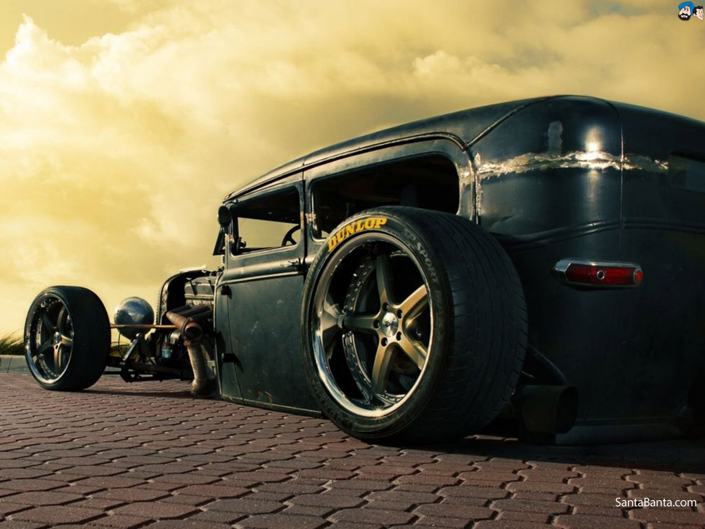 HD Vintage Car Wallpapers