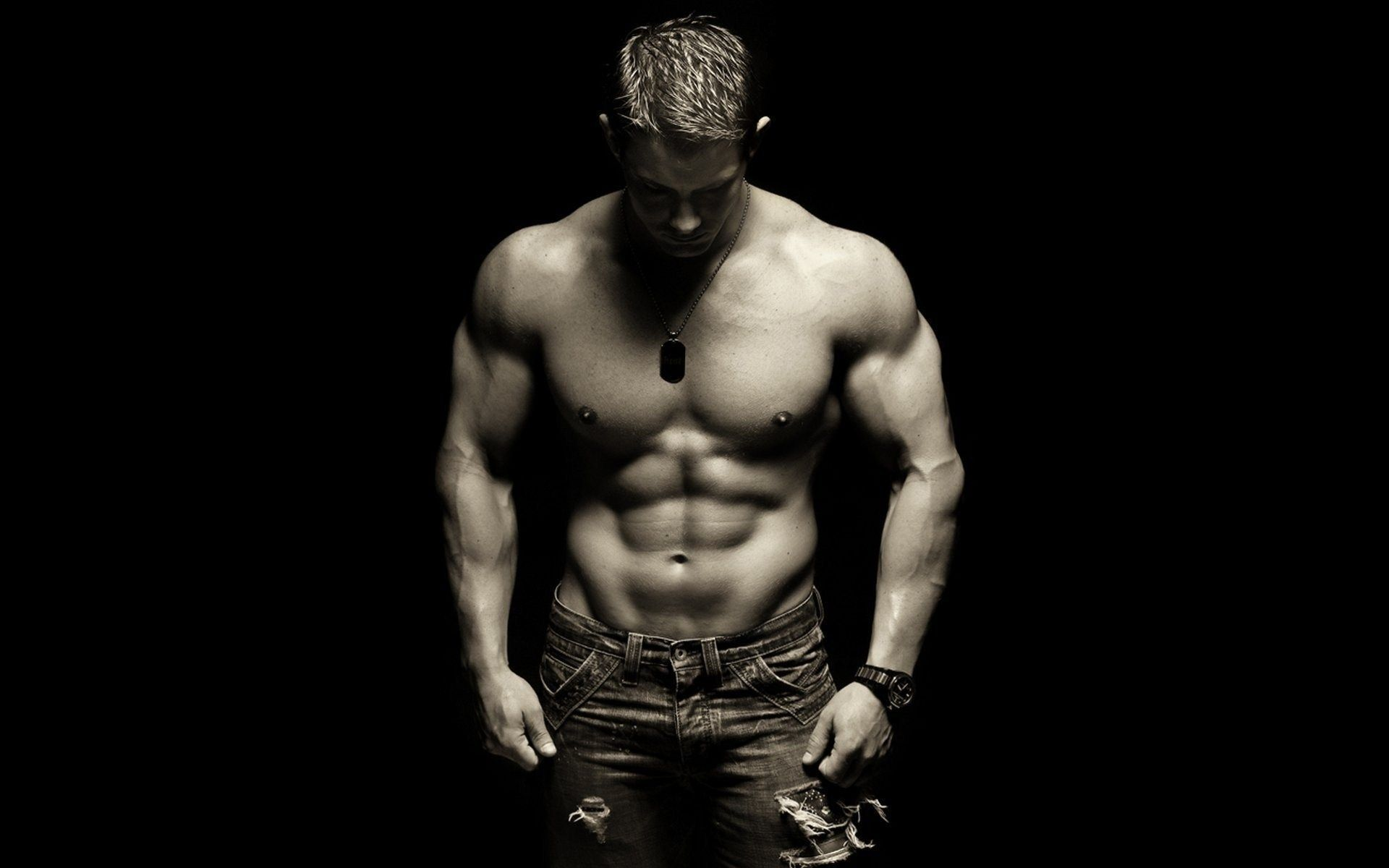 HD Wallpaper Body Builder