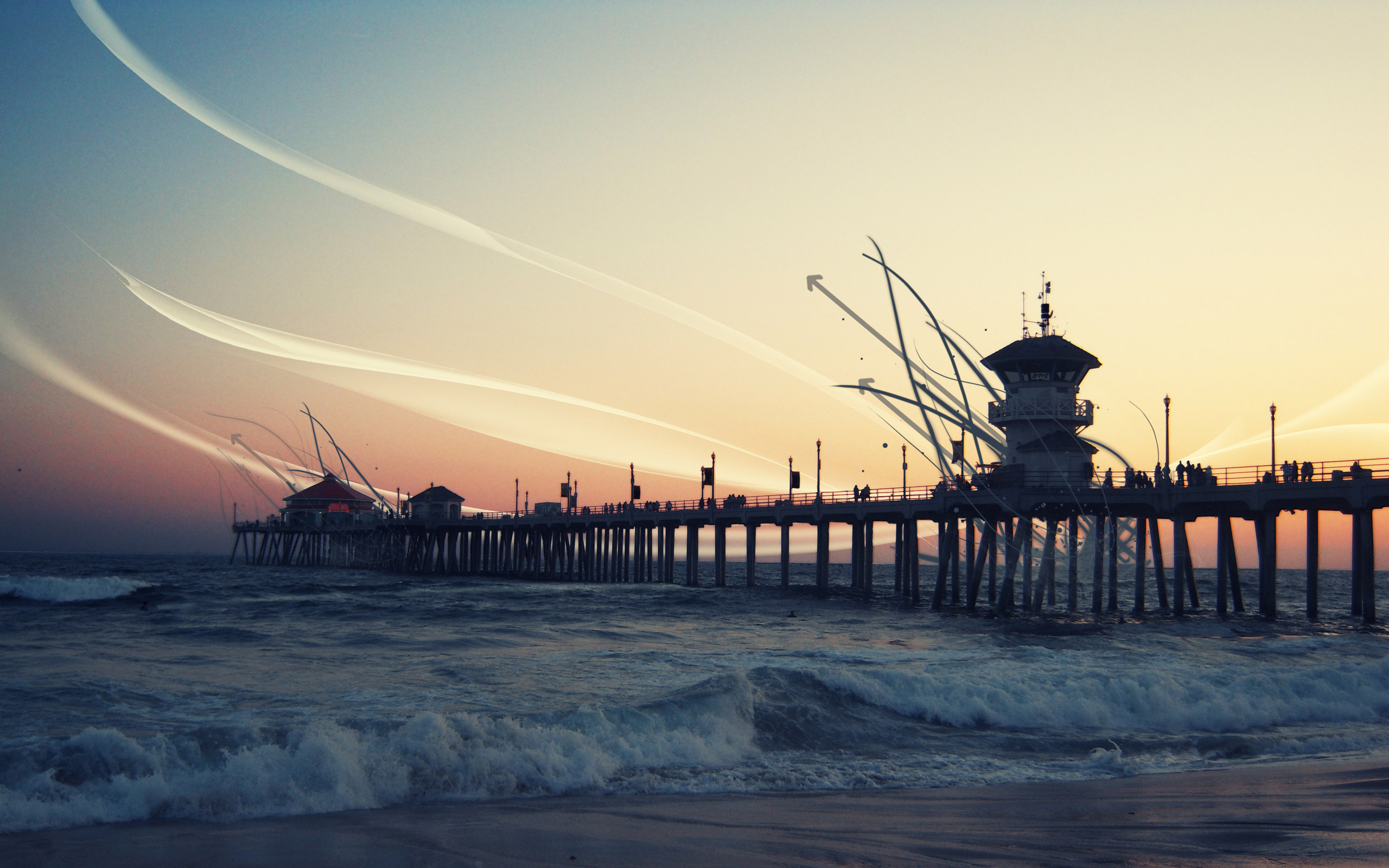 HD Wallpaper California