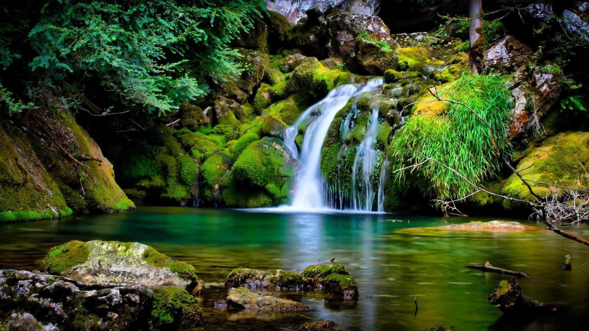 HD Wallpaper Nature Water