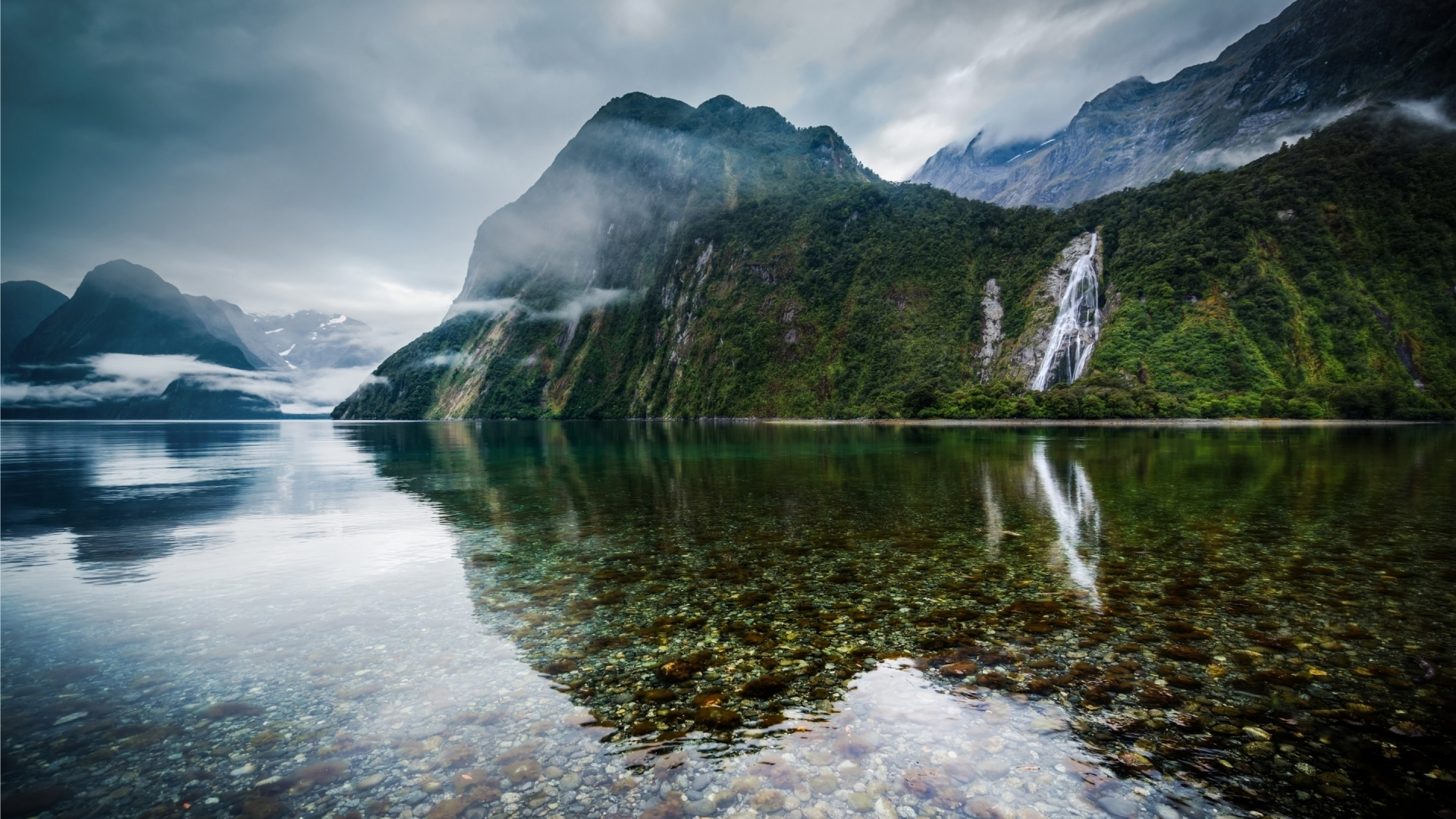 HD Wallpaper New Zealand