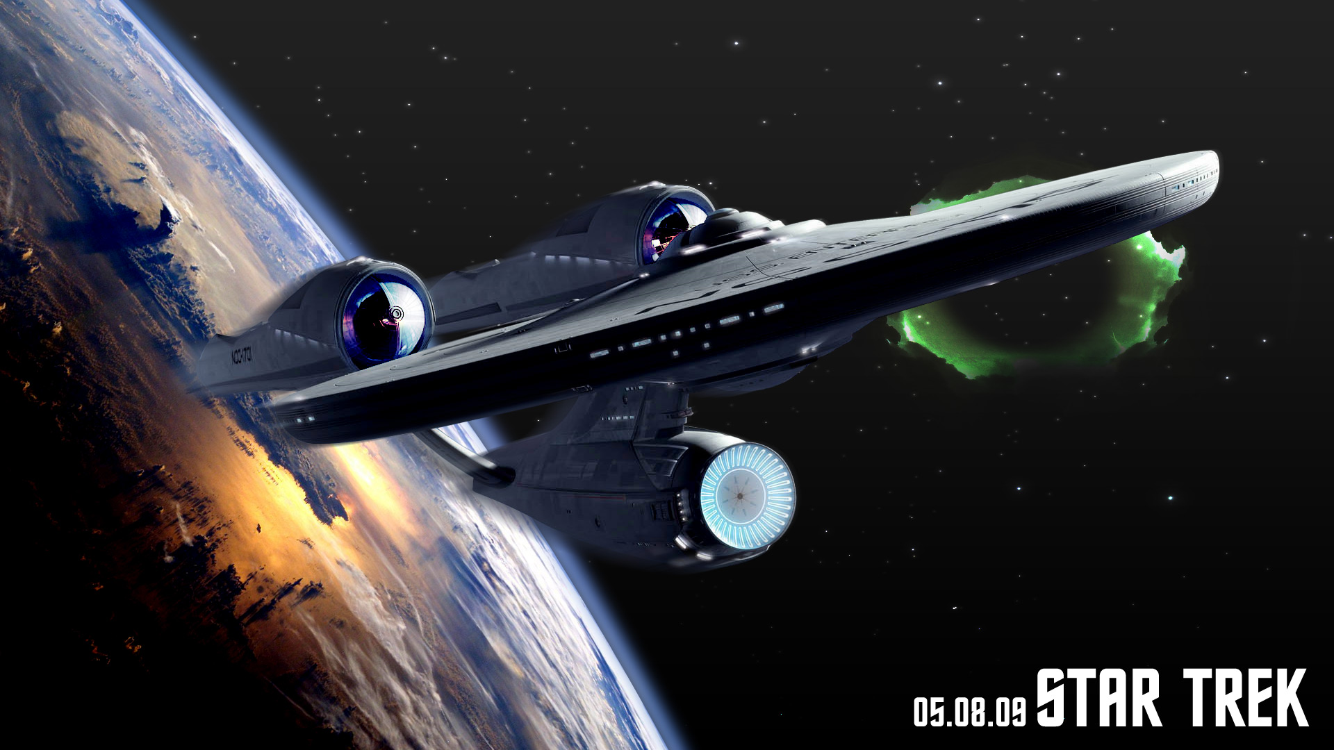 HD Wallpaper Star Trek