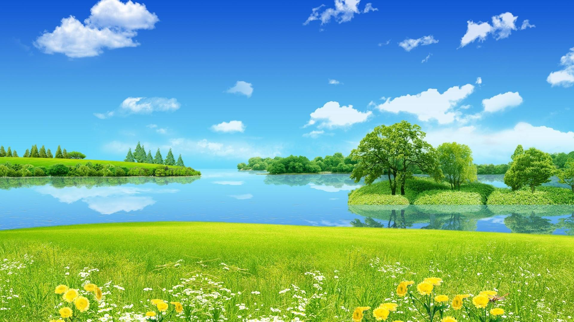 HD Wallpapers 1080p Nature Animated
