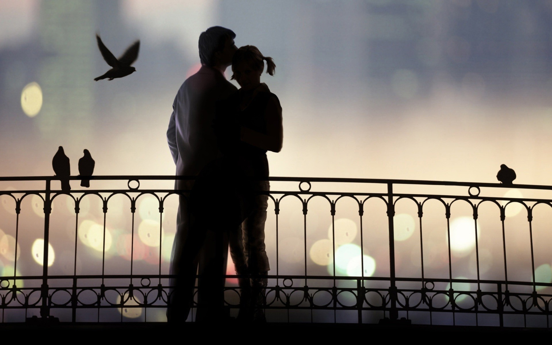 HD Wallpapers Couple Love