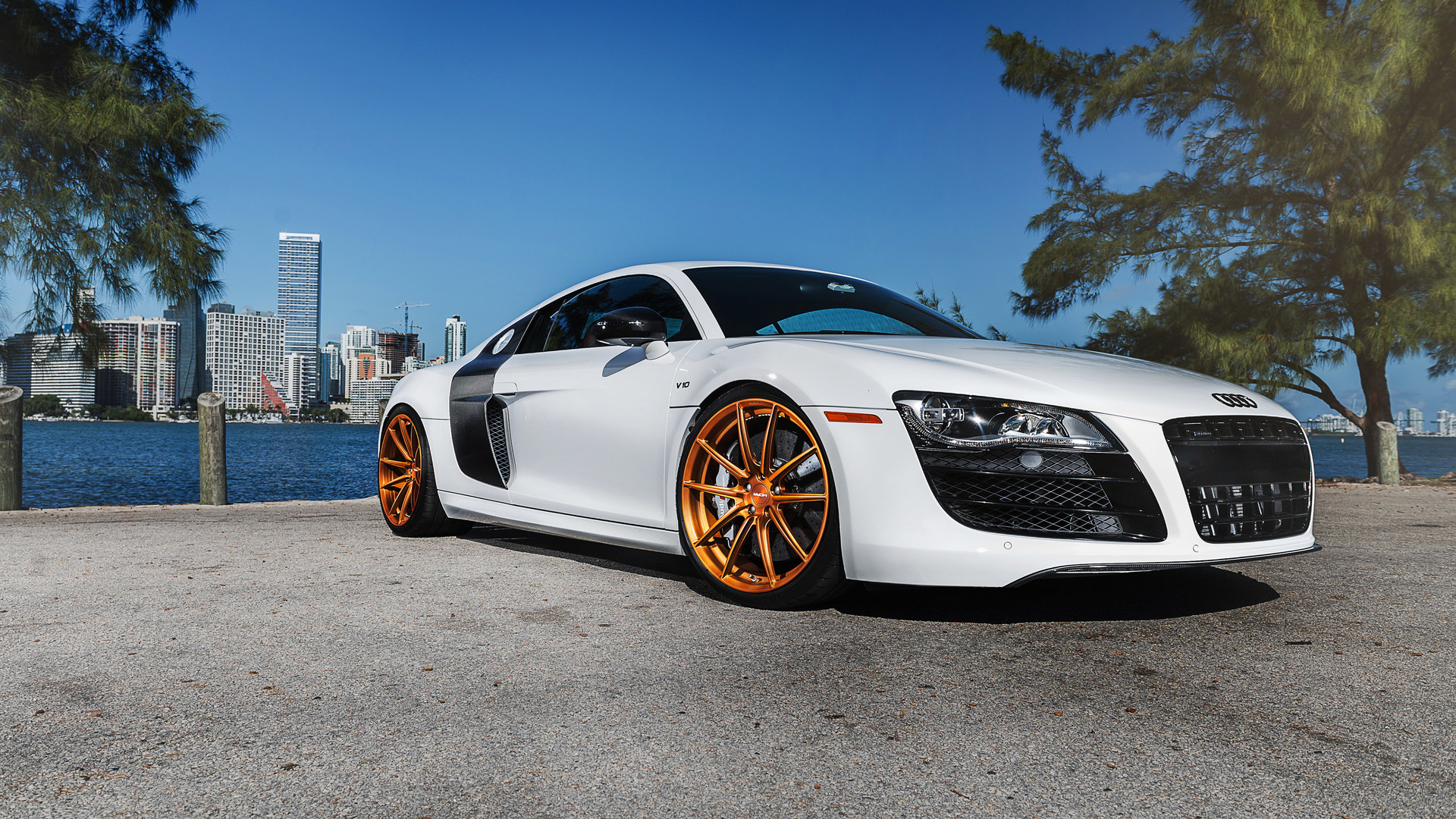 HD Wallpapers Of Audi Cars