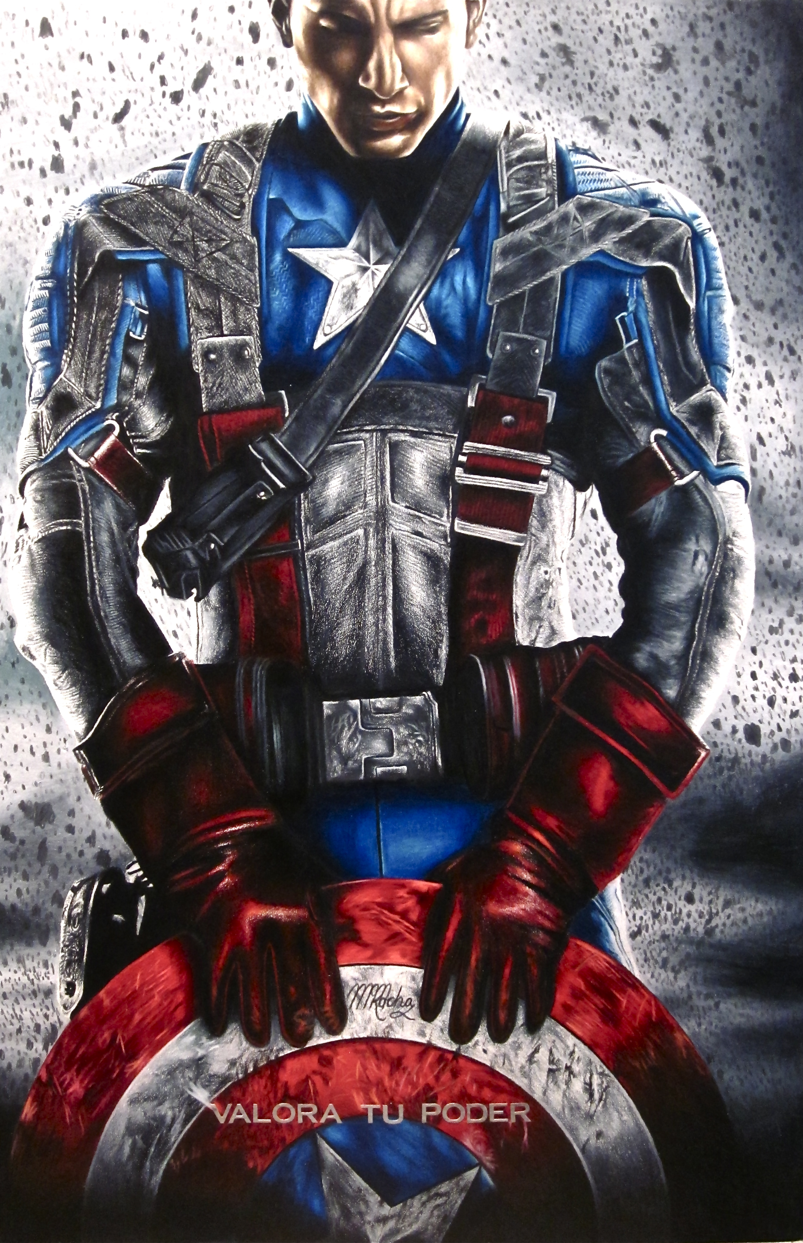 HD Wallpapers Of Captain America