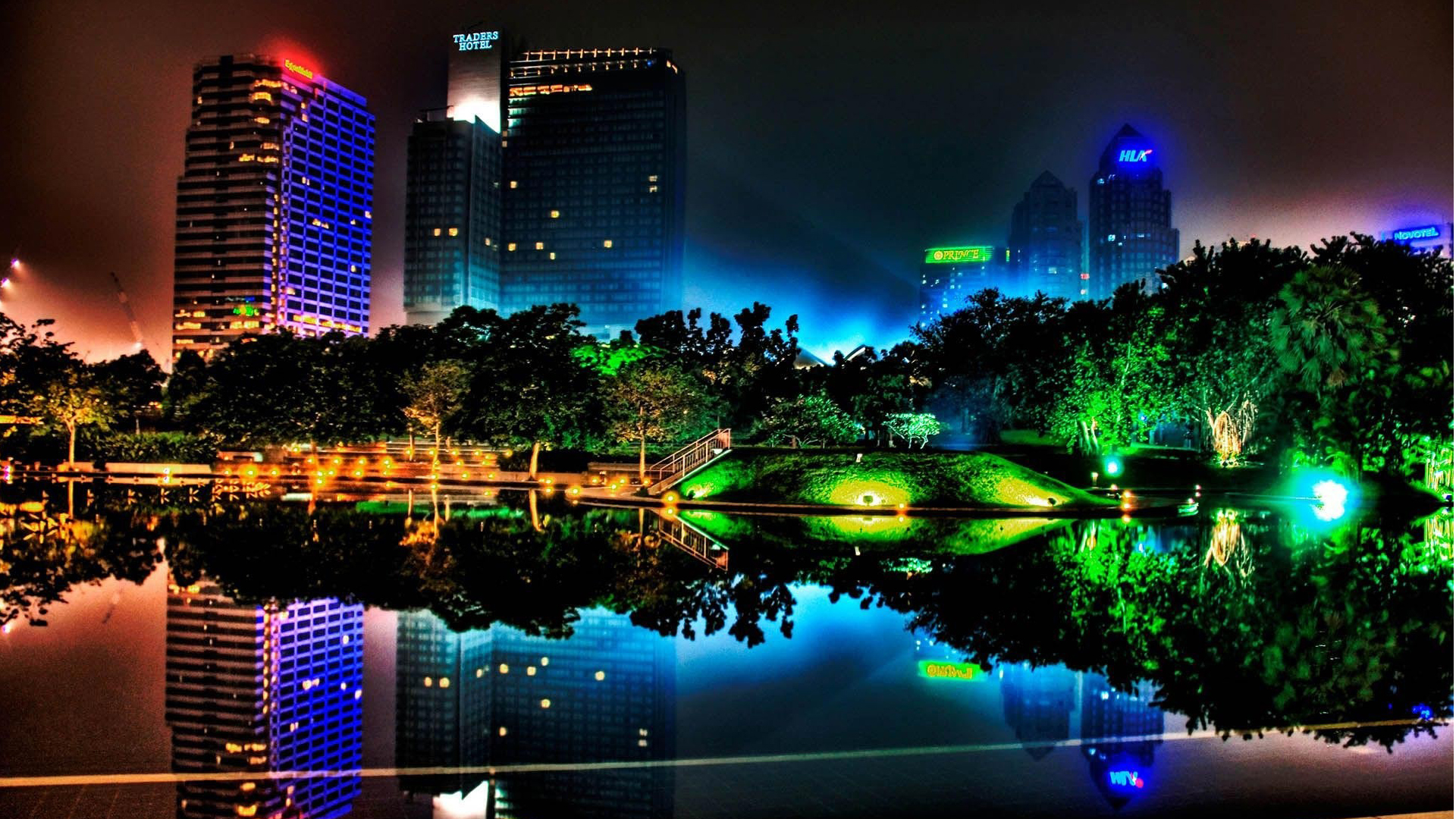 HD Wallpapers Of Cities