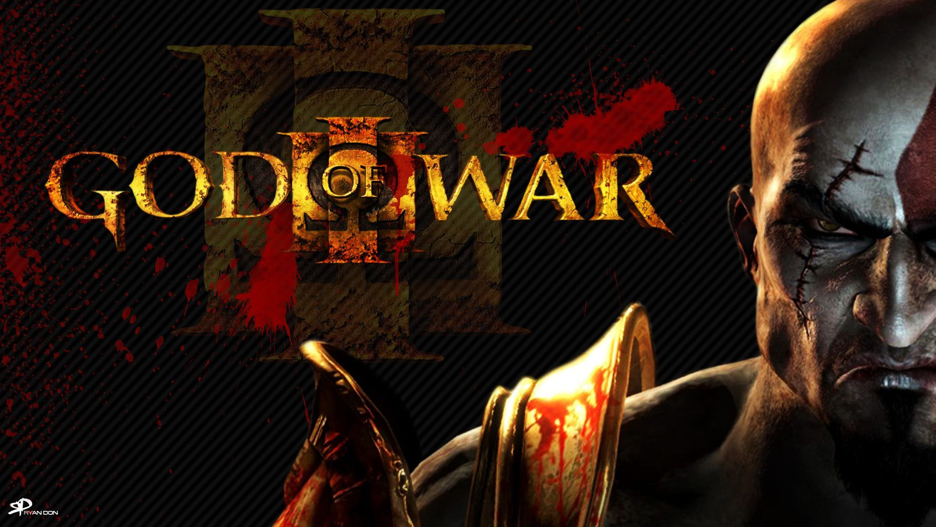 HD Wallpapers Of God Of War