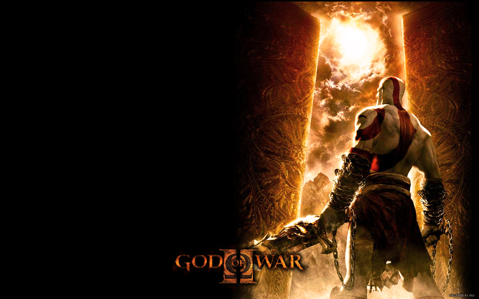 God of war 1 wallpaper hd