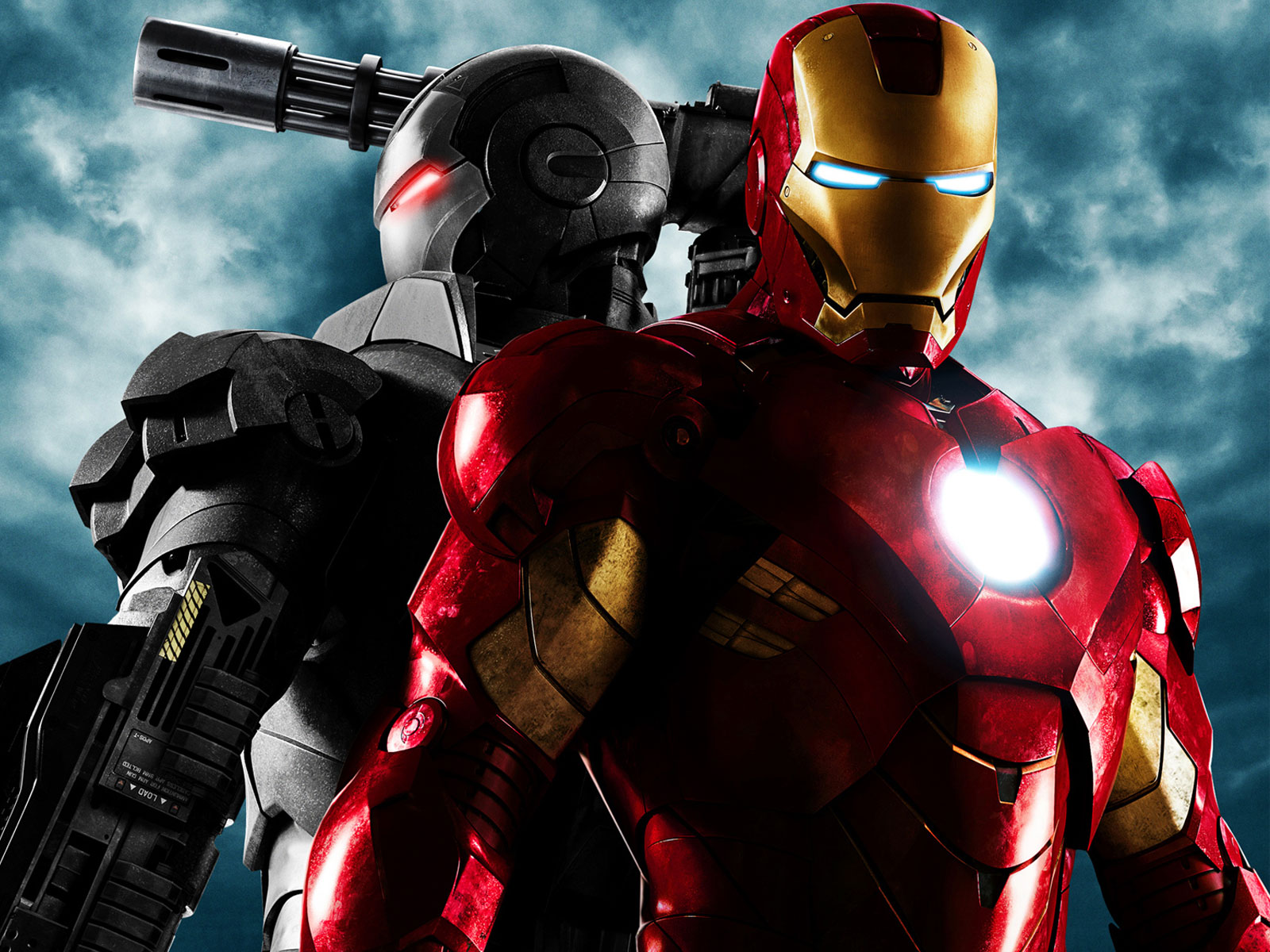 HD Wallpapers Of Iron Man