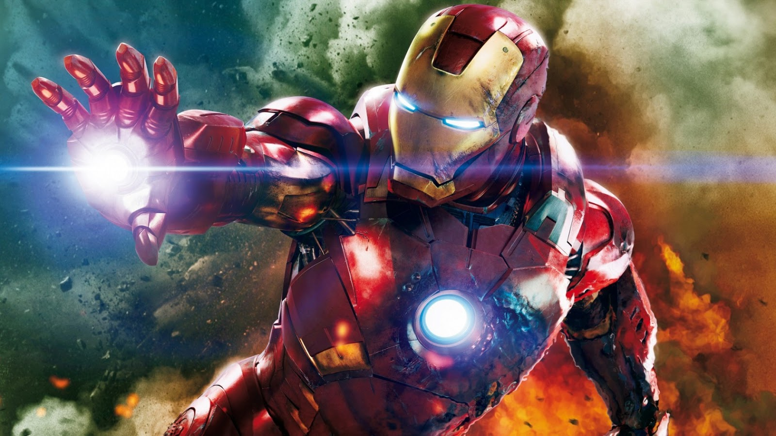 HD Wallpapers Of Iron Man 3