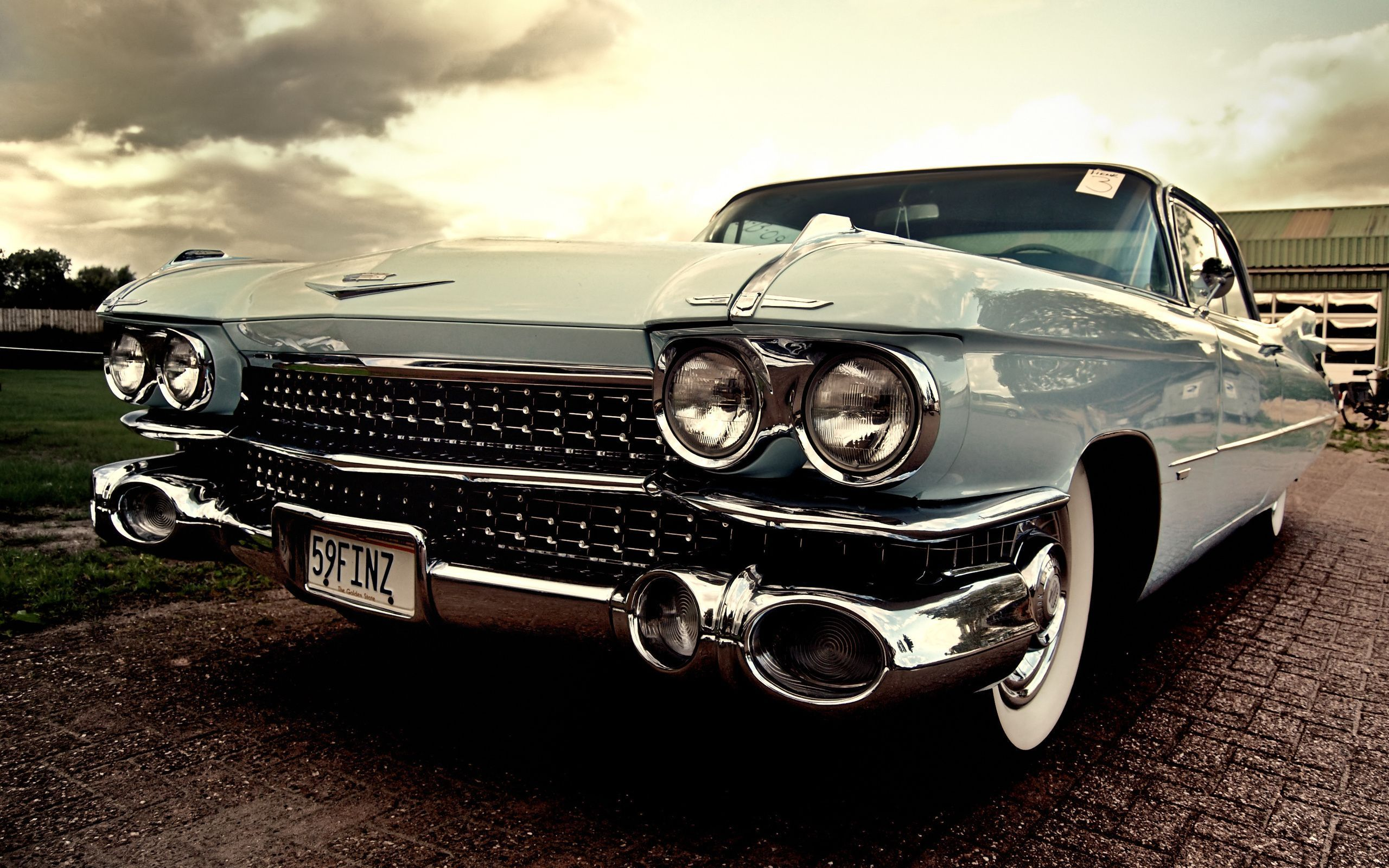 HD Wallpapers Of Vintage Cars