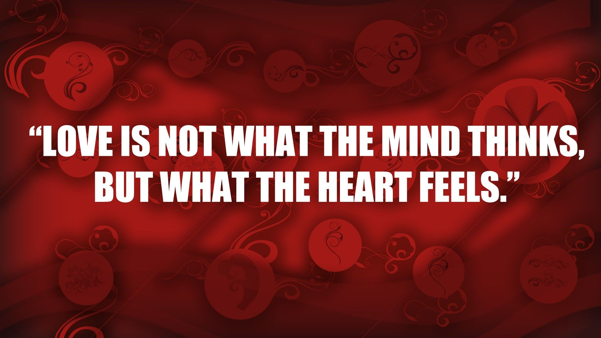 HD Wallpapers With Love Quotes