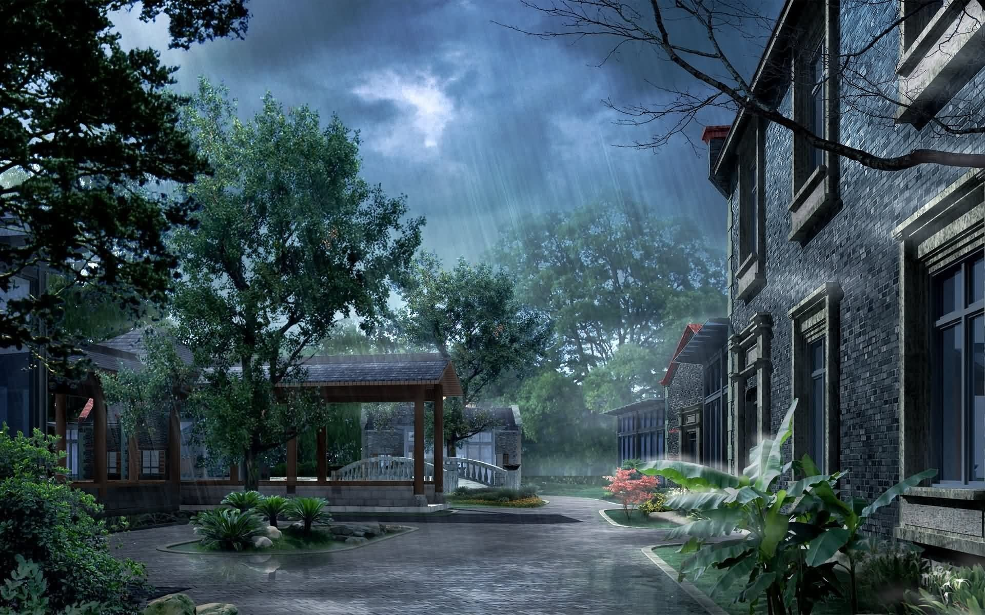 HD Weather Wallpaper