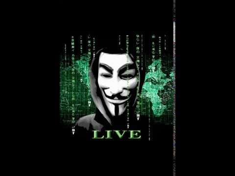 Hacker Live Wallpaper