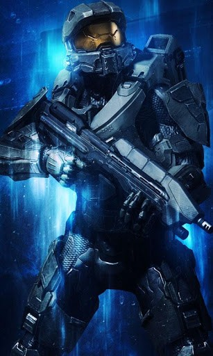 Halo 4 Live Wallpaper