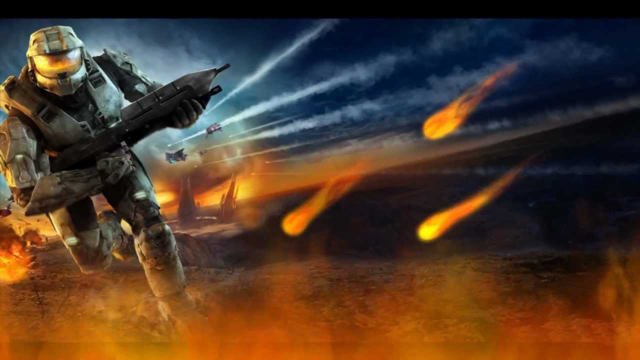 Halo Animated Wallpaper