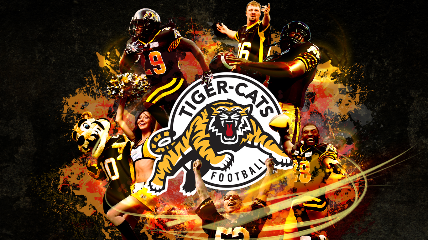 Hamilton Tiger Cats Wallpaper