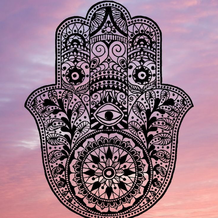 Hamsa Wallpaper Iphone