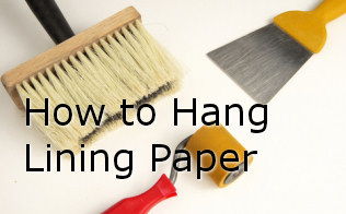 Hanging Lining Wallpaper
