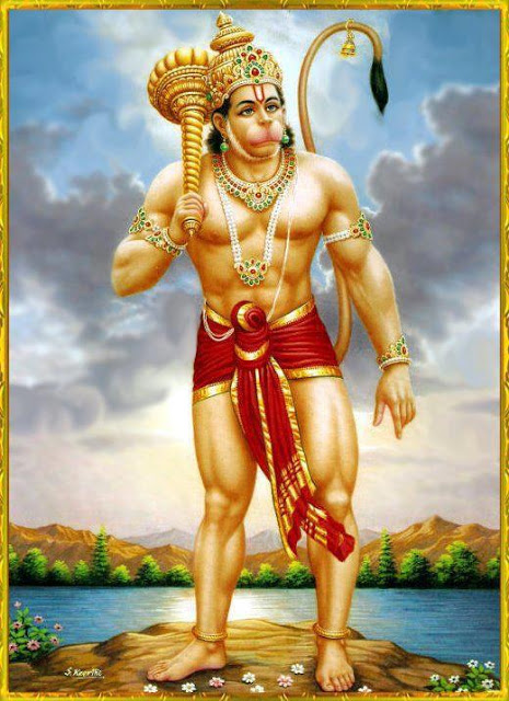 Hanuman Body Wallpapers