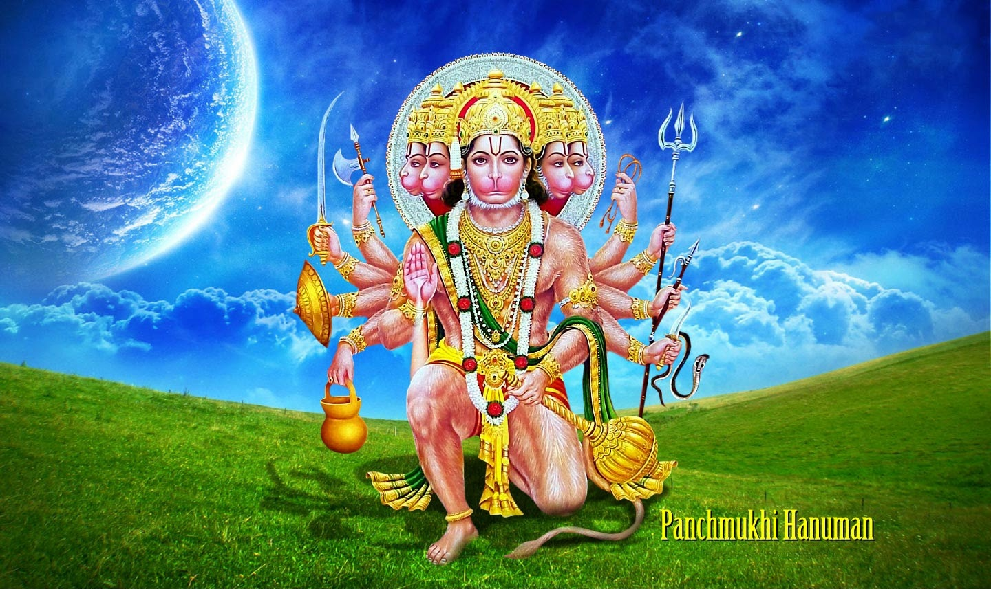 Hanuman HD Wallpaper Download