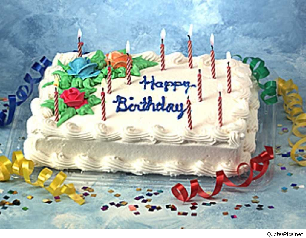 Download Happy Birth Day Cake Wallpaper Gallery