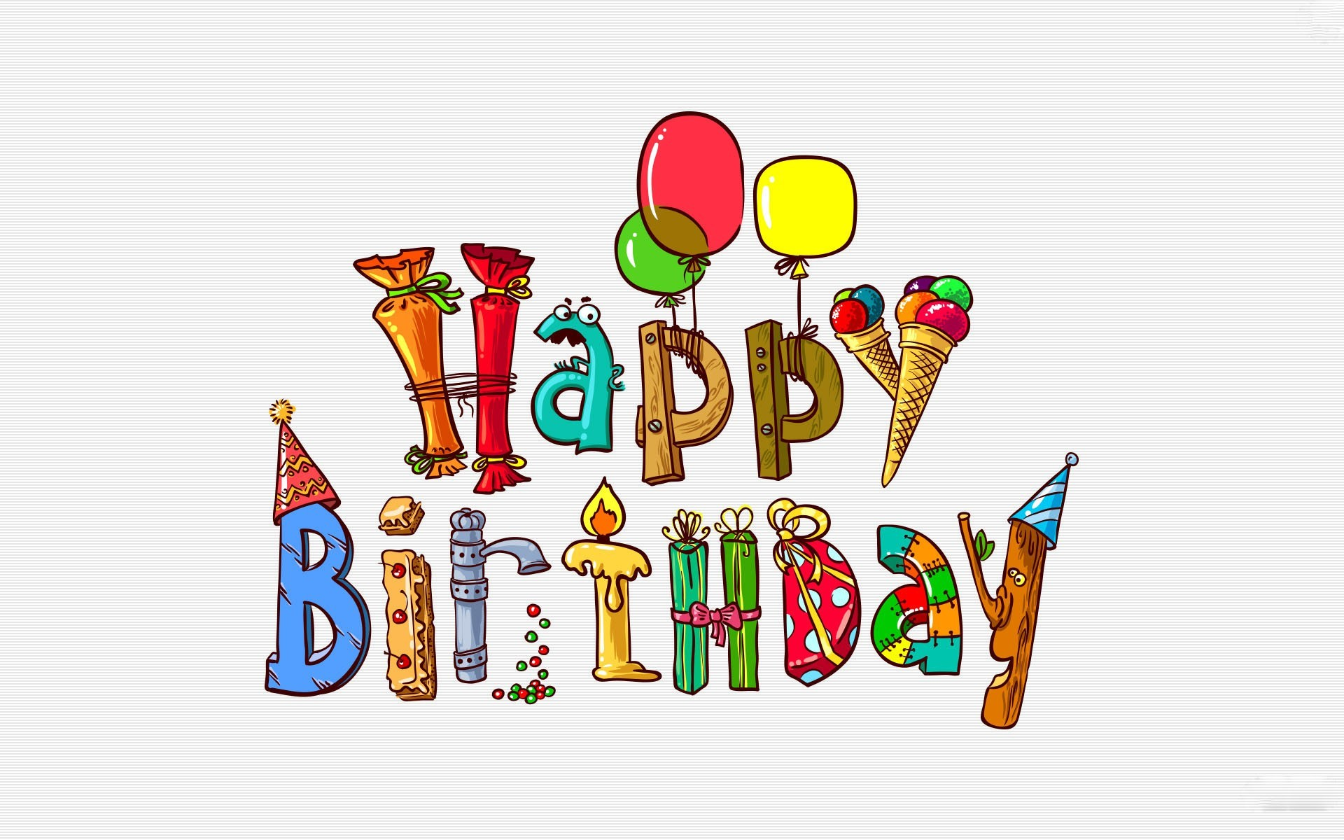 Download Happy Birthday High Resolution Wallpapers Gallery