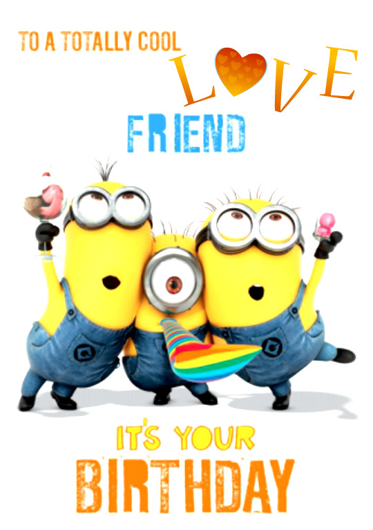Happy minions wallpaper