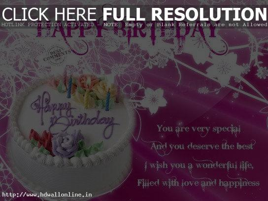 Happy Birthday Wallpapers For Friends