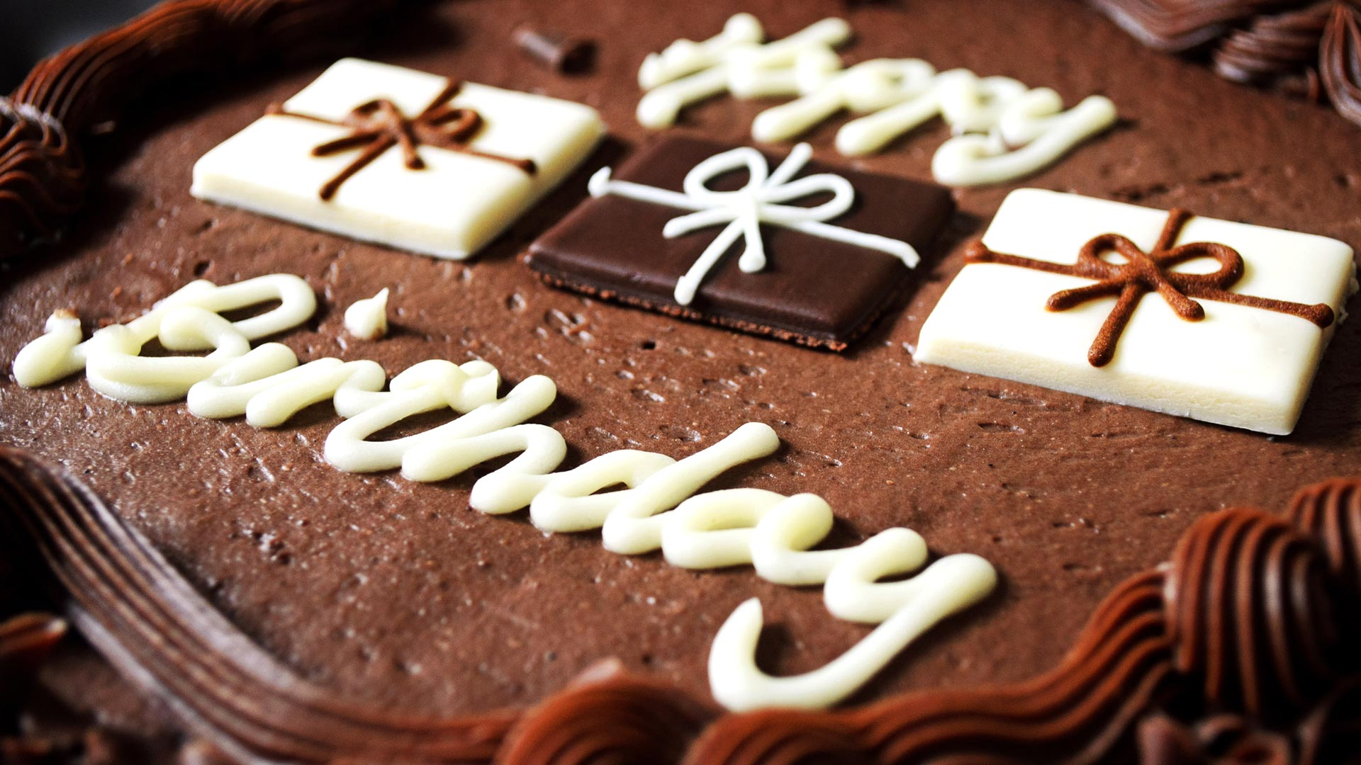Happy Birthday Wallpapers With Cake